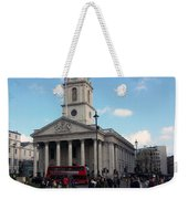 London - Sunny Day Weekender Tote Bag