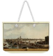 London 1802 Weekender Tote Bag