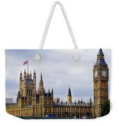London 4 Weekender Tote Bag