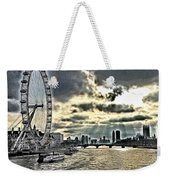 London A View From A Bridge  Weekender Tote Bag