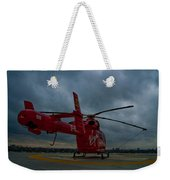 London Air Ambulance Weekender Tote Bag