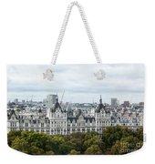 London Along The River Thames Weekender Tote Bag