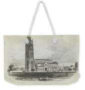London Boston Church. Weekender Tote Bag