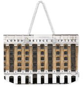 London Bridge Hospital Weekender Tote Bag