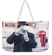 London Bubbles 3 Weekender Tote Bag