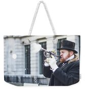 London Bubbles 5 Weekender Tote Bag
