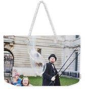 London Bubbles 6 Weekender Tote Bag