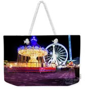 London Christmas Markets 19 Weekender Tote Bag