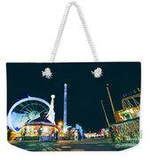 London Christmas Markets 23 Weekender Tote Bag