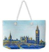 London City Westminster Weekender Tote Bag