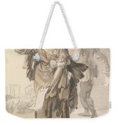 London Cries - Last Dying Speech And Confession Weekender Tote Bag