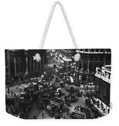 London: Financial District Weekender Tote Bag