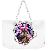 ''london'' Weekender Tote Bag