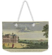 London Magazine, London South East View Of Gloucester Lodge In Windsor Great Park Published Aug 1780 Weekender Tote Bag