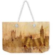 London Weekender Tote Bag