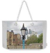 London Old And New Weekender Tote Bag