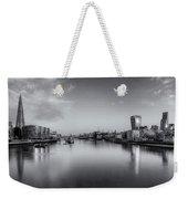 London Panorama Weekender Tote Bag