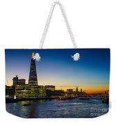 London South Bank 3 Weekender Tote Bag