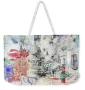 London Study Weekender Tote Bag
