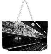 London Underground Station Weekender Tote Bag