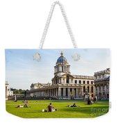 London University Greenwich Weekender Tote Bag