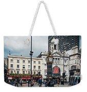 London - Victoria Station Weekender Tote Bag