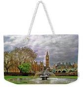 London's Big Ben  Weekender Tote Bag