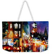 London's Lights Weekender Tote Bag