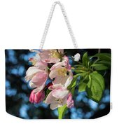 Lone Cherry Blossoms Weekender Tote Bag
