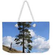 Lone Pine, Yellowstone Weekender Tote Bag