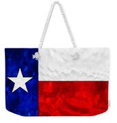Lone Star Stained Glass Weekender Tote Bag