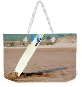 Lone Surfboard Weekender Tote Bag