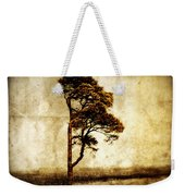 Lone Tree Weekender Tote Bag by Julie Hamilton