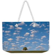Lone Tree Morning Weekender Tote Bag