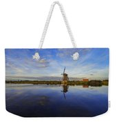 Lone Windmill Weekender Tote Bag by Chad Dutson