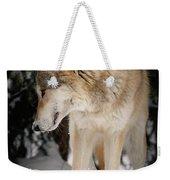 Lone Wolf IIi Weekender Tote Bag