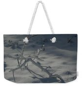 Loneliness In The Cold Weekender Tote Bag