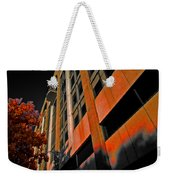 Lonely Balkony Infrared Color 80 Weekender Tote Bag