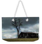 Lonely Barn Weekender Tote Bag