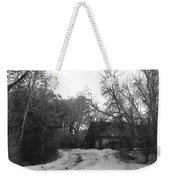 Lonely Barn Weekender Tote Bag