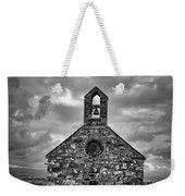 Lonely Chapel Weekender Tote Bag