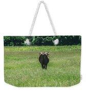 Lonely Cow 2 Weekender Tote Bag