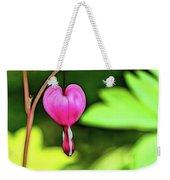 Lonely Heart Weekender Tote Bag by Jessica Manelis