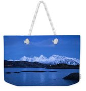 Lonely Lighthouse Weekender Tote Bag