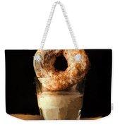 Lonely Man's Dessert Weekender Tote Bag