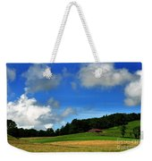 Lonely Meadow Weekender Tote Bag
