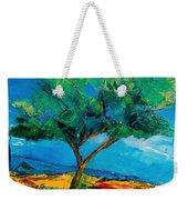 Lonely Olive Tree Weekender Tote Bag