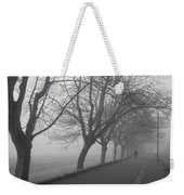 Lonely Road Weekender Tote Bag
