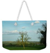 Lonely Tree Cotswold England Weekender Tote Bag