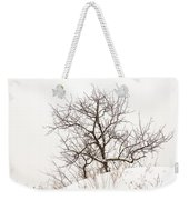 Lonely Tree On A Hill Weekender Tote Bag